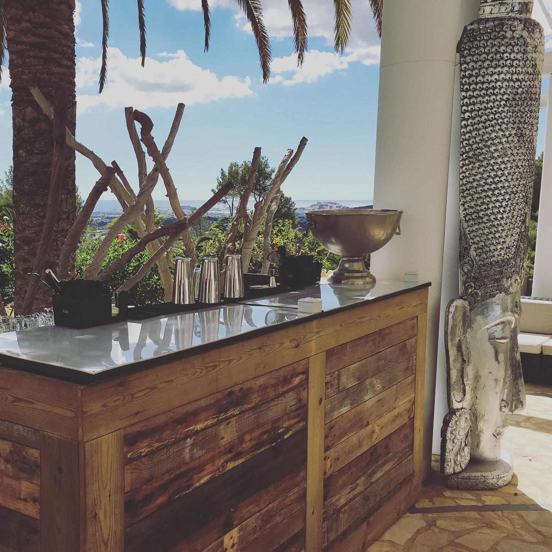 The Bar Ibiza - Villa Parties