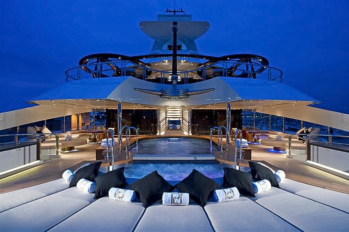 The Bar Ibiza - Yacht Services